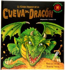 El tesoro perdido de la cueva del dragón