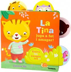 La Tina juga a fet i amagar