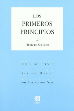 Los primeros principios