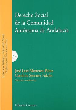 Derecho social de la comunidad autonoma de andalucia