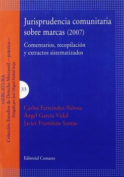 Jurisprudencia comunitaria sobre marcas (2007)