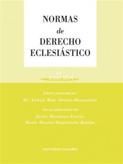 Normas de Derecho Eclesiástico