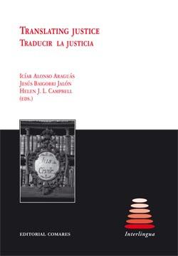 Translating justice - traducir la justicia