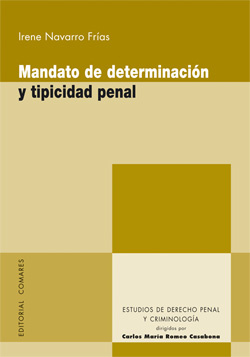 Mandato de determinacion y tipicidad penal