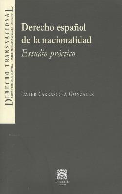 Derecho español de la nacionalidad