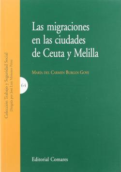 Las migraciones en las ciudades de ceuta y melilla