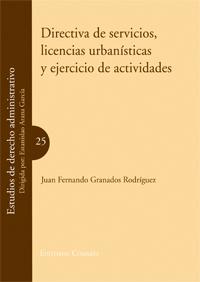 25.DIRECTIVA DE SERVICIOS, LICENCIAS URBANISTICAS Y EJERCICIOS