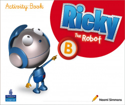 (11).RICKY,THE ROBOT B.(ACTIVITY) 4 AÑOS.INFANTIL