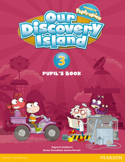Our discovery island 3º primaria pupil's pack