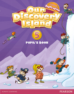 Our discovery island 5 primaria pupil's pack
