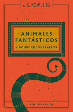 ANIMALES FANTÁSTICOS Y DÓNDE ENCONTRALOS