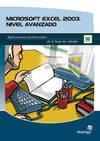 Microsoft Excel 2003. Nivel avanzado