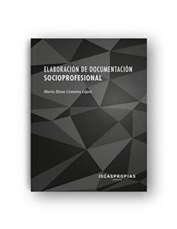 Elaboración de documentación socioprofesional