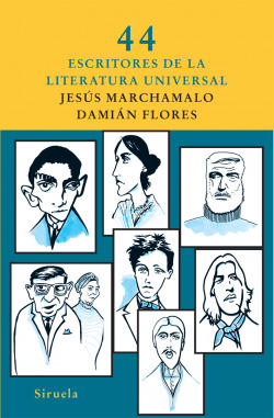 44 ESCRITORES DE LA LITERATURA UNIVERSAL TE-199