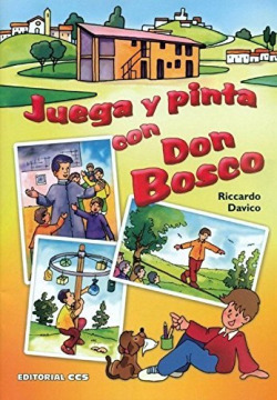 JUEGA Y PINTA CON DON BOSCO