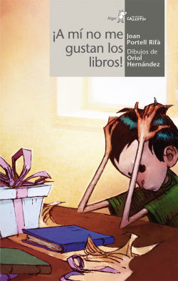 ¡A mi no me gustan los libros!