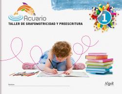(10).ACUARIO 1/GRAFOMOTRICIDAD-PREESCRITURA.(ED.INFANTIL)