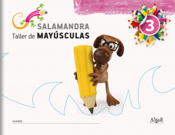 (10).SALAMANDRA 3/TALLER MAYUSCULAS.(ED.INFANTIL)