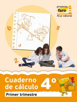 ANT/(12).CUAD.CALCULO 1-4º.PRIMARIA.(PROYECTO FARO)