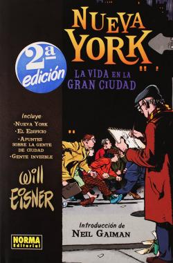 Nueva york,la vida en la gran