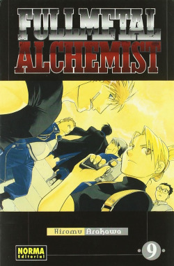 Fullmetal alchemist 9