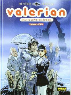 Valerian, 4