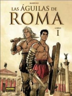 Las aguilas de roma 1