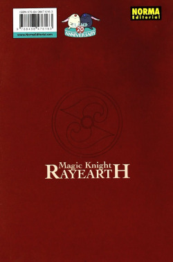 Magic Knight Rayearth, 2