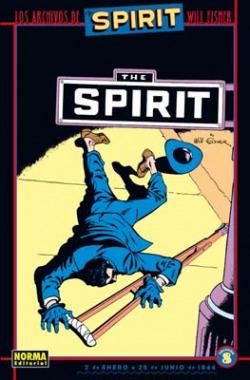 Los archivos de the spirit 8