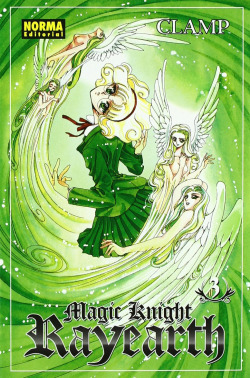 Magic Knight Rayearth, 3