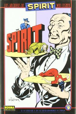 Archivos The Spirit, 9