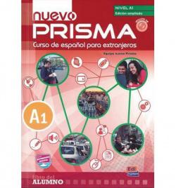 Nuevo prisma A1 +cd. Edición ampliada