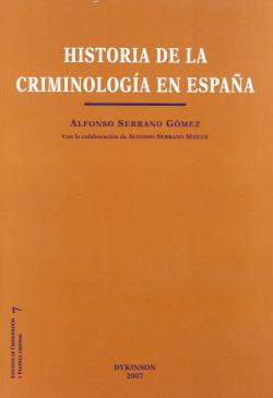 Historia de la Criminologa en España
