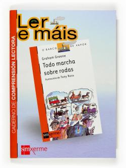 (G).CADERNO:TODO MARCHA SOBRE RODAS (LEER E MAIS.PLAN LECTUR