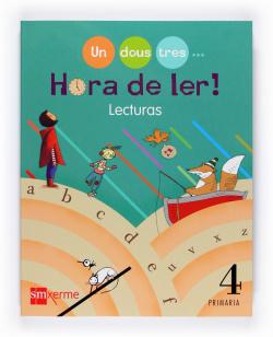 ANT/(G).(08).LECTURAS 4º.PRIM (HORA DE LER)-EN GALEGO