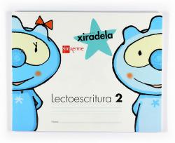 (G).(10).LECTOESCRITURA 2.(4 ANOS).XIRADELA *EN GALEGO*