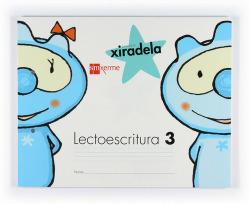 (G).(10).LECTOESCRITURA 3.(4 ANOS).XIRADELA *EN GALEGO*