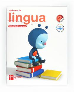 ANT/(G).(11).CADERNO LINGUA 3 (2º.PRIM) *EN GALEGO*.CONECTA