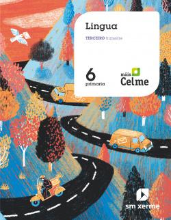 Lingua. 6 Primaria. Máis Celme