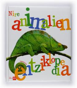 Nire animalien entziklopedia