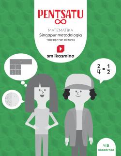 Pentsatu [infinito]. Metodología Singapur. 4 Primaria