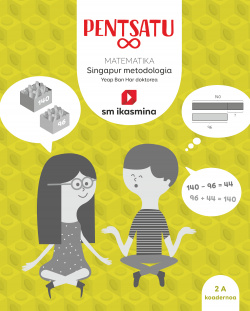 Pentsatu [infinito]. Metodología Singapur. 2 Primaria