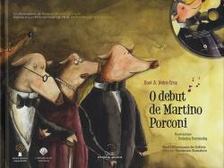 O debut de Martino Porconi