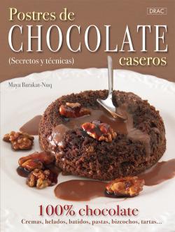 Postres de chocolate caseros