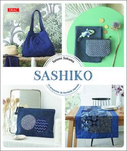 SASHIKO:14 PROYECTOS DE BORDADO JAPONES
