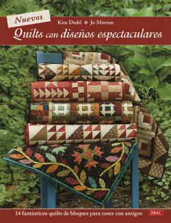 Nuevos quilts con diseños espectaculares