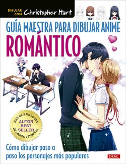 Guía maestra para dibujar anime romántico