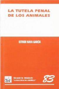 La tutela penal de los animales