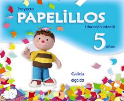 (10).PAPELILLOS 5 AÑOS (COMPLETO)/GALICIA
