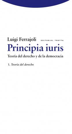 PRINCIPIA IURIS, 1 (T) TEORIA DERECHO